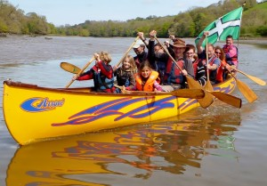 Canoe Hal Arrow
